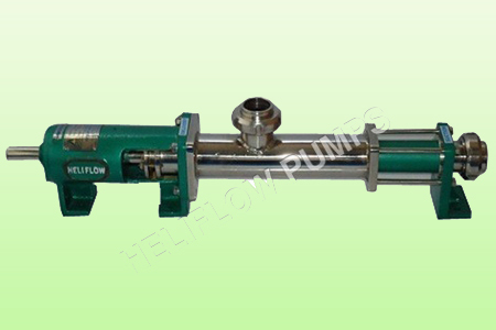 BH Series Screw Pumps
