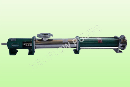 BY Series Screw Pumps