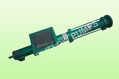 BW Series Screw Pumps