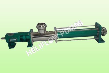 BFAA Series Screw Pumps