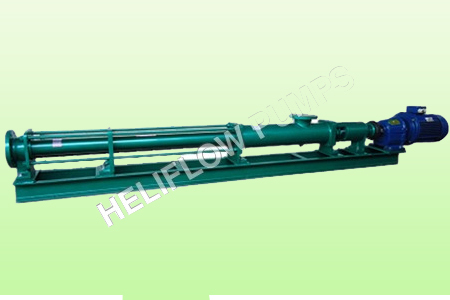 Multi Stage Screw Pumps