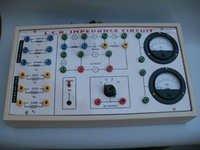 LCR Impedence Circuit Apparatus
