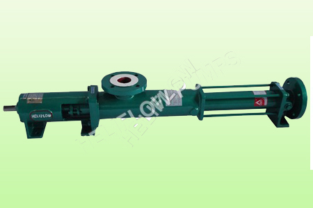 Horizontal Chemical Screw Pumps