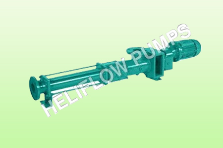 Close Coupled Screw Pumps