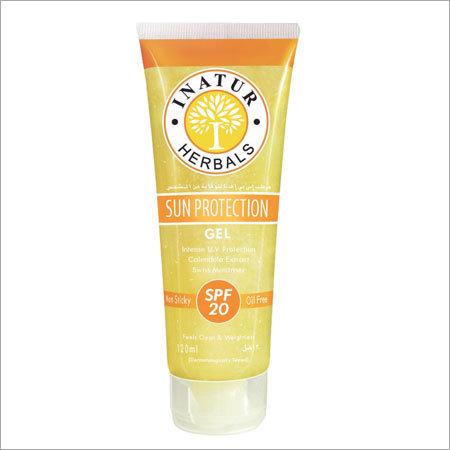 Sun Protection Gel