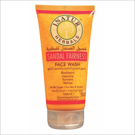 Sandal Face Wash