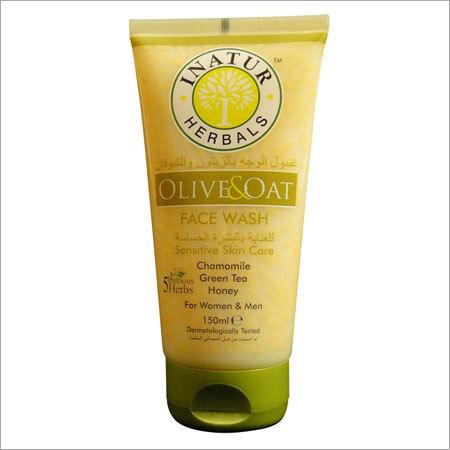 Olive & Oat Face Wash