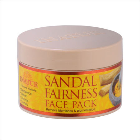 Sandal Fairness Face Pack