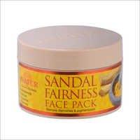 Sandal Fairness Face Pack