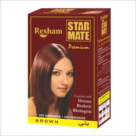 Star Mate Brown Hair Color