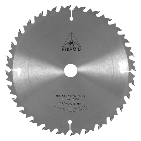 Chip Limiter TCT Saw Blades