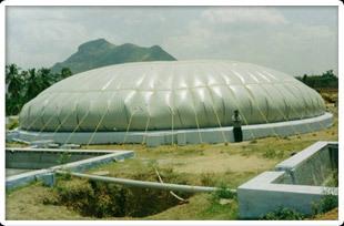 Bio Gas Balloon