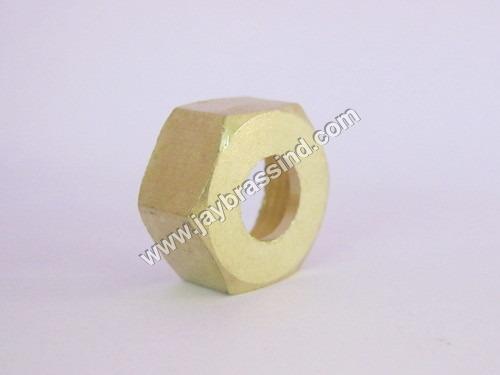 Brass LPG Sprindle Nut