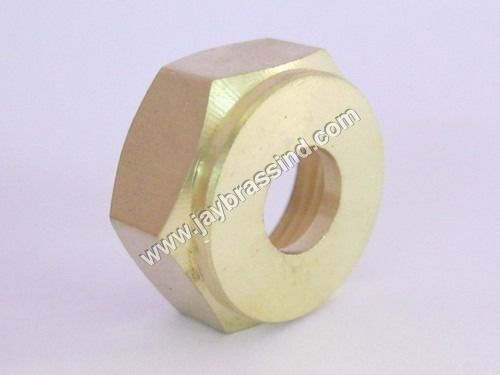 Brass LPG Jumbo Sprindle Nut