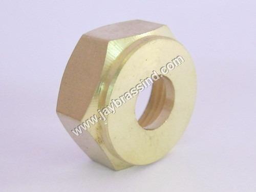 Brass LPG Jumbo Sprindle Nut