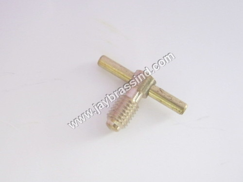 Brass Regulator Key