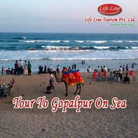 Tour to gopalpur on sea