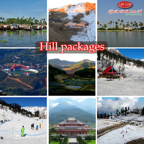 Hill Stations Travel Packages
