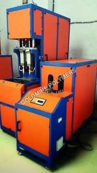 Bottle manufacturing machine