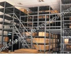 Two-Tier Steel Rack