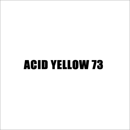 Acid Yellow 73