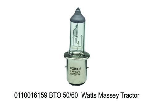 BTO 5060 Watts Massey Tractor