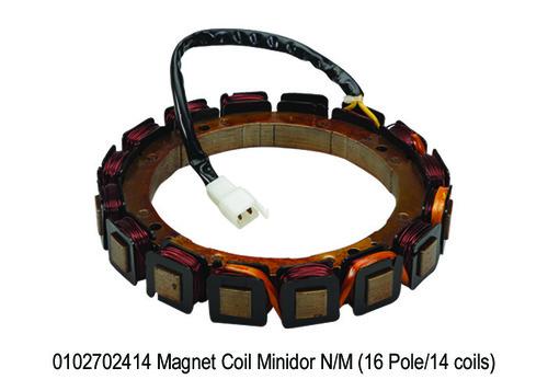 Magnet Coil Minidor NM (14 coils)