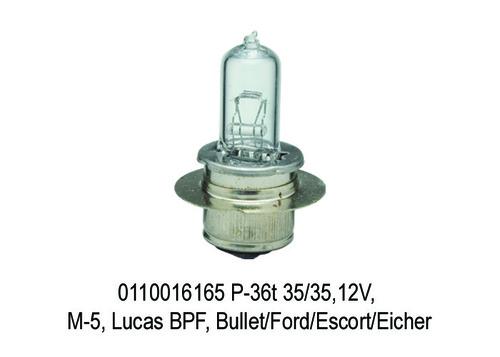 P-36t 3535,12V, M-5, Lucas BPF, BulletFord