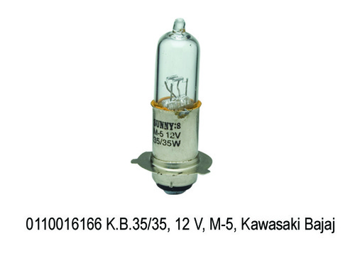 K.B.3535,12 V, M-5, Kawasaki Bajaj