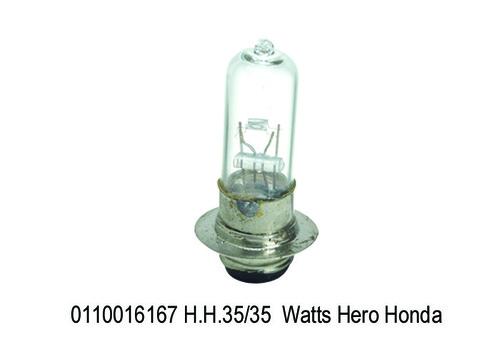 H.H.3535 Watts Hero Honda