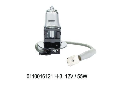H-3, 12V  55W