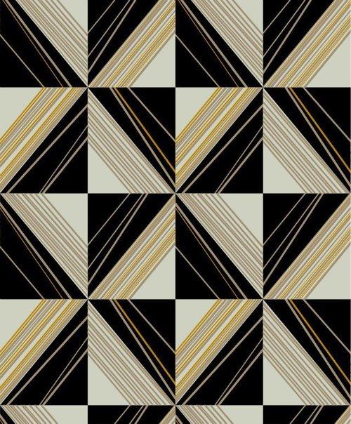 Geomatrical Wallpaper Bilal