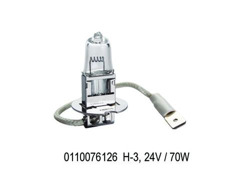 H-3, 24V  70W