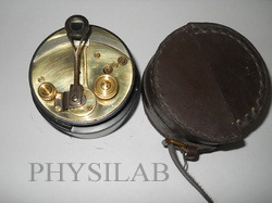 Box Sextant with Leather Case