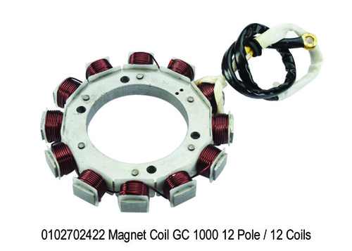 Magnet Coil GC 1000 12 Pole 12