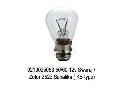 12v Swaraj  Zetor 2522 Sonalika ( KB type)