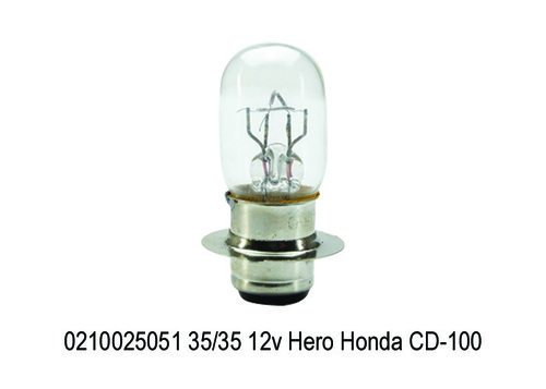 12v Hero Honda CD-100