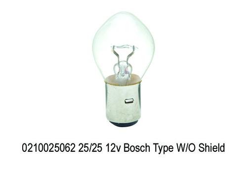 12v Bosch Type WO Shield