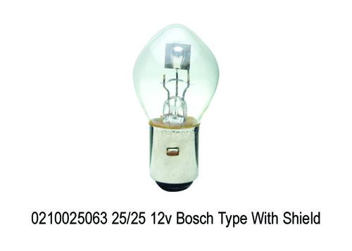 12v Bosch Type With Shield