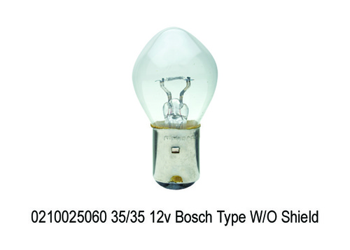 12v Bosch Type WO Shield