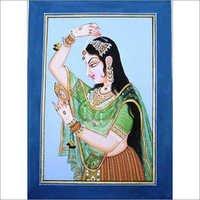 Shrinagar of a courtesan