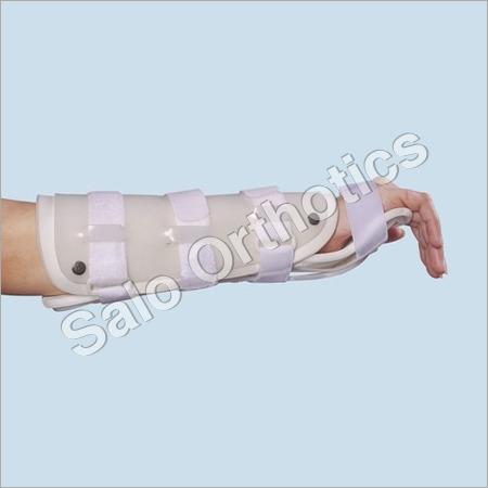 Forearm Brace With Wrist