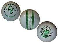 APG Natural White Cricket Balls