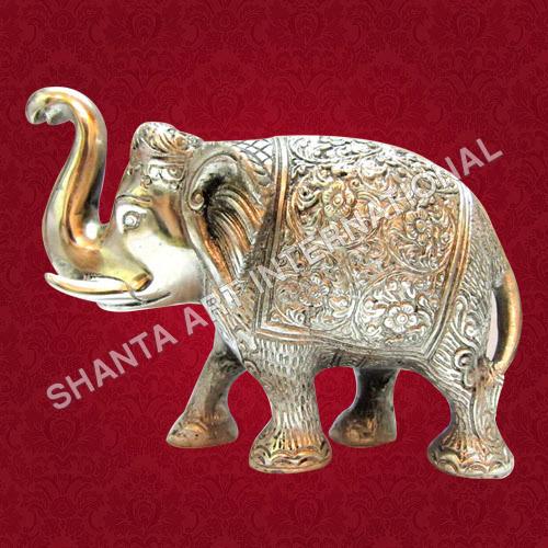 Handicrafts Metal Elephant