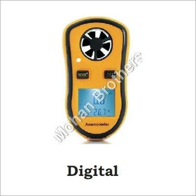 Digital Handheld Anemometer
