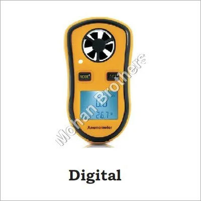 Digital Handheld Anemometer