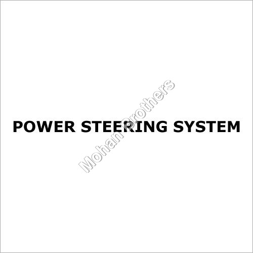 Power Steering System Trainer