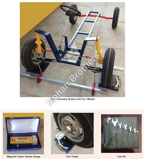 Wheel Alignment Trainer