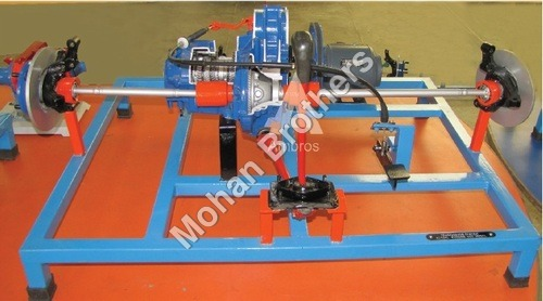 Differential Transaxle Gearbox