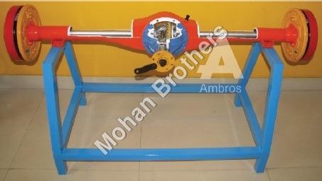 Rear Axle Assembly Model